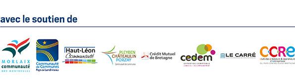 Logos Partenaires Forum Création 2017