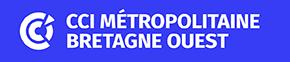 logo CCI métropolitaine Bretagne ouest