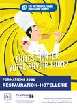 Plaquette Restauration Hôtellerie